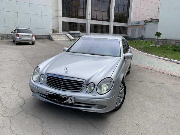 Mercedes-Benz E-Class, 2002 год, 460 000 руб.