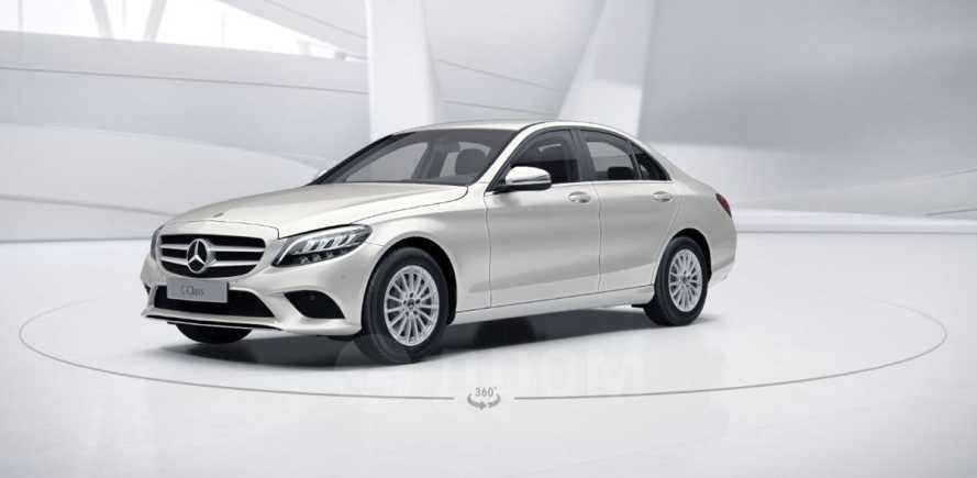 Mercedes-Benz C-Class, 2018 год, 2 124 486 руб.