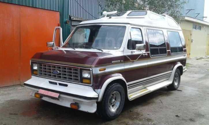 Ford Econoline, 1990 год, 600 000 руб.