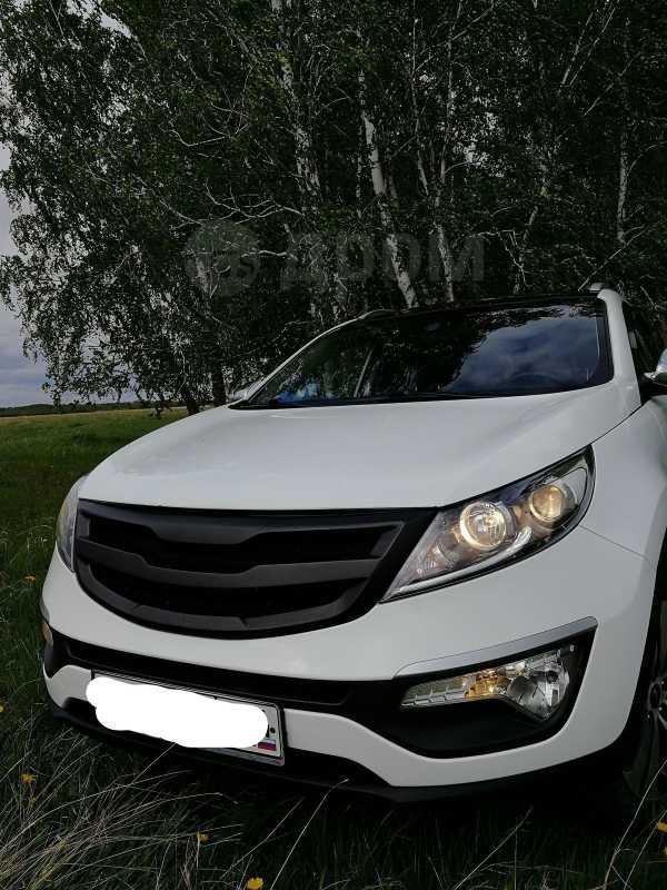 Kia Sportage, 2011 год, 910 000 руб.