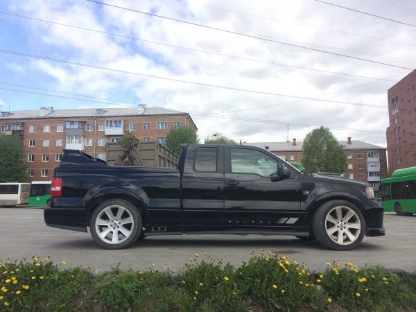 Ford F150, 2007 год, 4 444 444 руб.