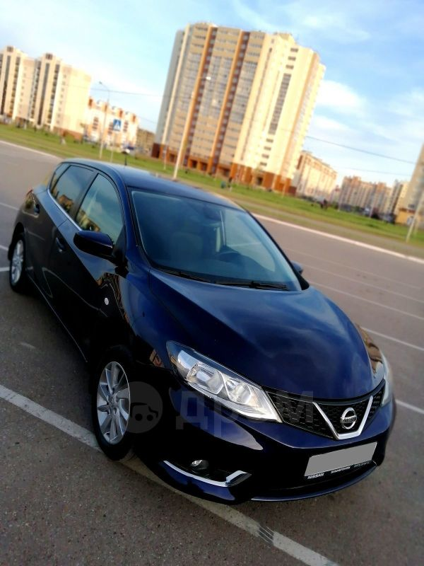 Nissan Tiida, 2015 год, 595 000 руб.