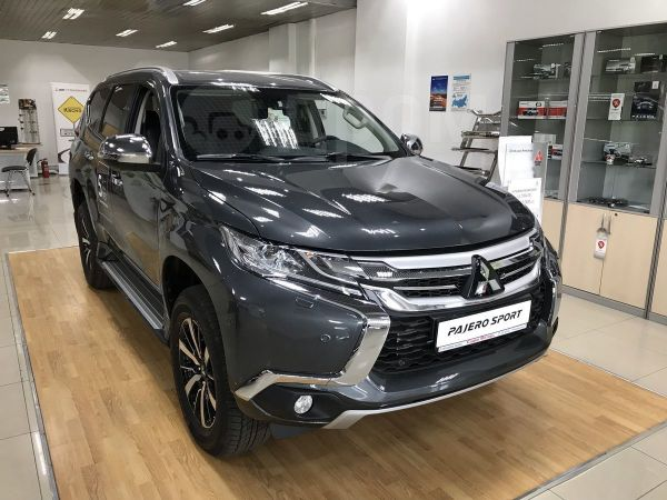Mitsubishi Pajero Sport, 2019 год, 3 108 000 руб.