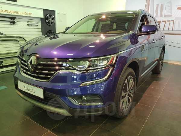 Renault Koleos, 2019 год, 2 437 000 руб.
