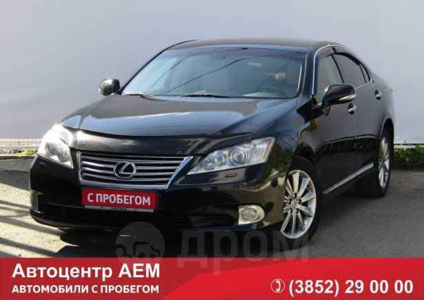 Lexus ES350, 2010 год, 770 000 руб.