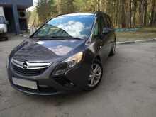 Екатеринбург Opel Zafira 2012