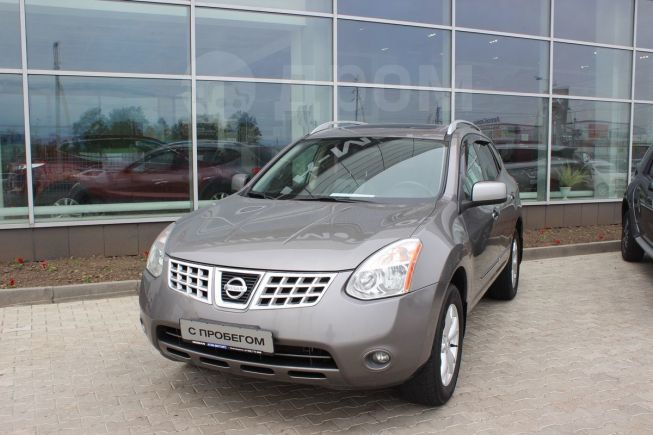 Nissan Rogue, 2009 год, 750 000 руб.