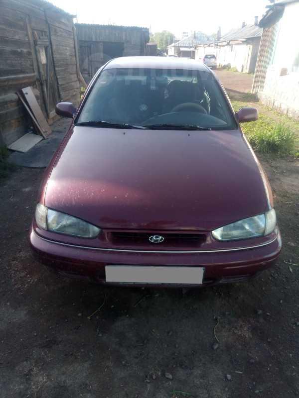 Hyundai Lantra, 1994 год, 75 000 руб.