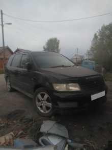 Новосибирск Space Wagon 2001
