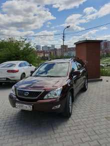 Новосибирск RX350 2008