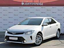 Екатеринбург Toyota Camry 2015