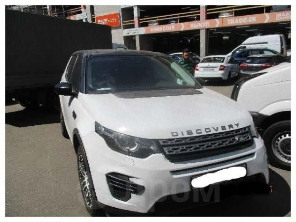 Land Rover Discovery Sport, 2015 год, 1 100 000 руб.