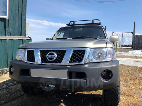 Nissan Patrol, 2005 год, 700 000 руб.