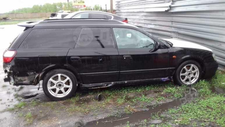 Subaru Legacy, 2002 год, 120 000 руб.
