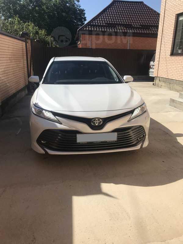 Toyota Camry, 2018 год, 2 050 000 руб.