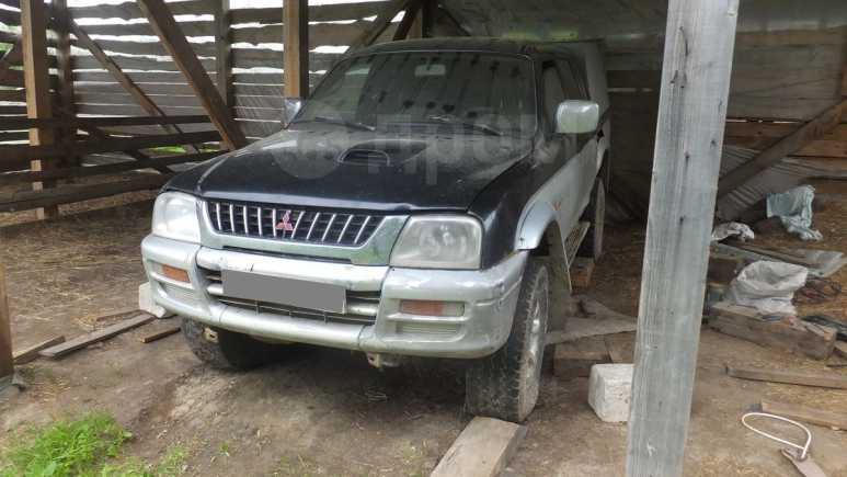 Mitsubishi L200, 1998 год, 80 000 руб.
