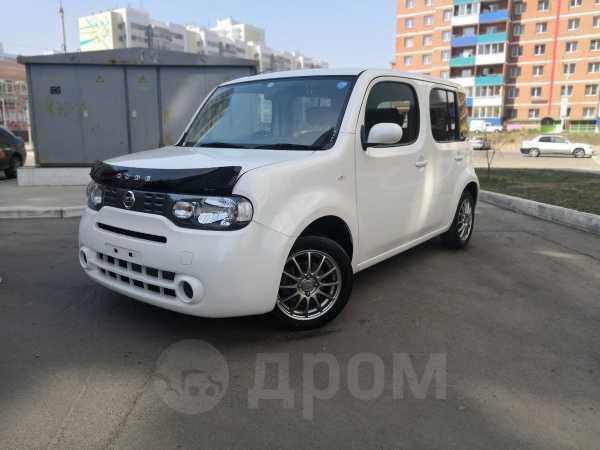 Nissan Cube, 2014 год, 555 000 руб.