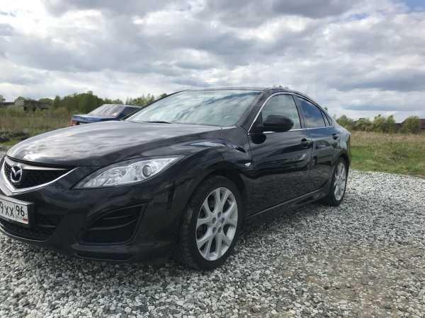 Mazda Mazda6, 2011 год, 589 000 руб.