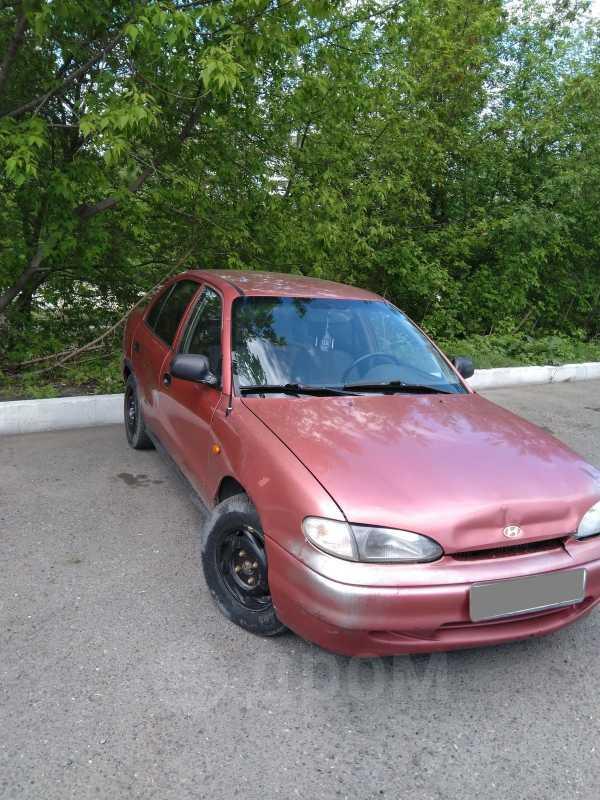 Hyundai Accent, 1994 год, 35 000 руб.