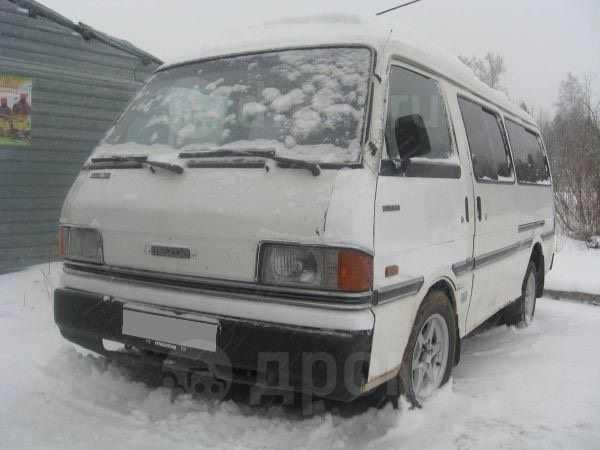 Mazda Bongo Brawny, 1988 год, 154 000 руб.