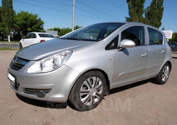Opel Corsa, 2007 год, 265 000 руб.