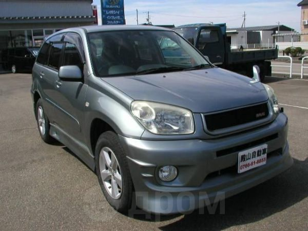 Toyota RAV4, 2004 год, 300 000 руб.