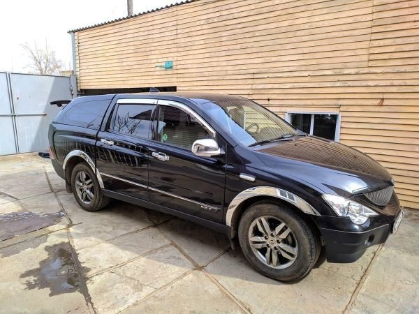 SsangYong Actyon Sports, 2011 год, 565 000 руб.