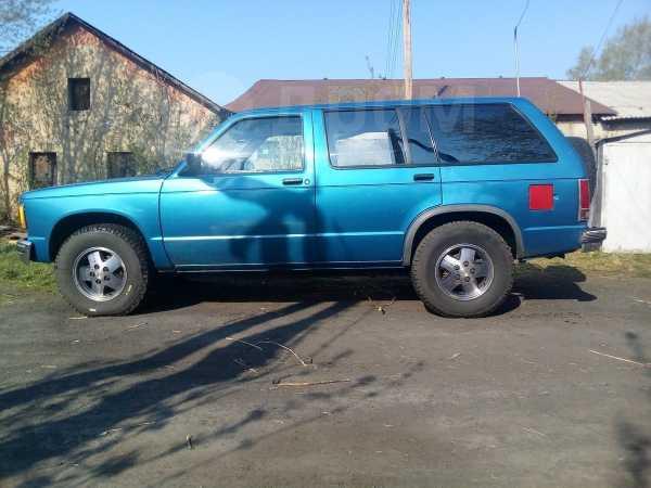 Chevrolet Blazer, 1992 год, 100 000 руб.
