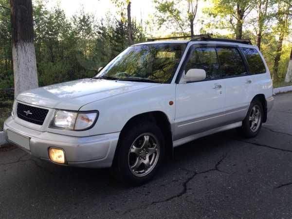 Subaru Forester, 1998 год, 276 000 руб.