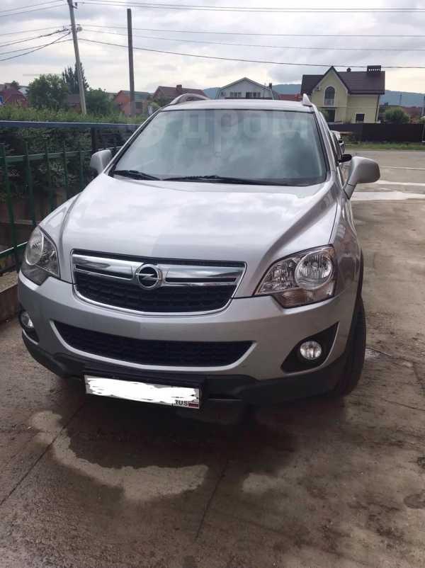Opel Antara, 2013 год, 690 000 руб.