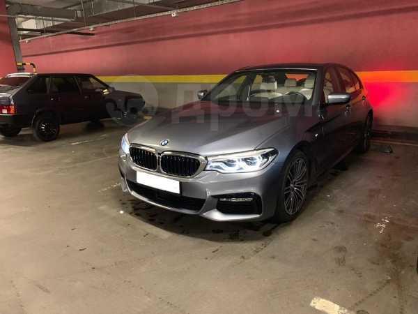 BMW 5-Series, 2017 год, 3 150 000 руб.
