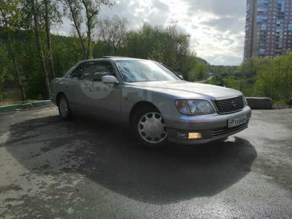 Lexus LS400, 2000 год, 430 000 руб.