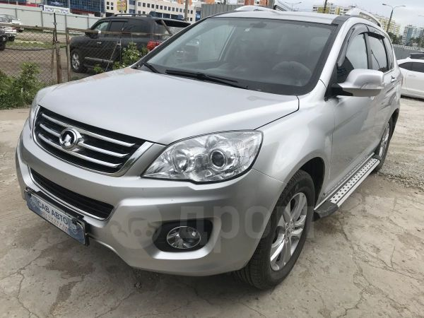 Great Wall Hover H6, 2014 год, 730 000 руб.