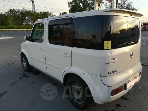 Nissan Cube, 2004 год, 220 000 руб.