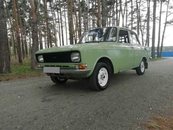 Москвич 2140, 1986 год, 130 000 руб.
