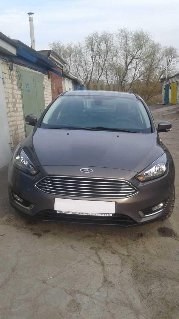 Ford Focus, 2018 год, 1 050 000 руб.