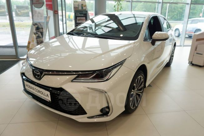 Toyota Corolla, 2019 год, 1 767 700 руб.