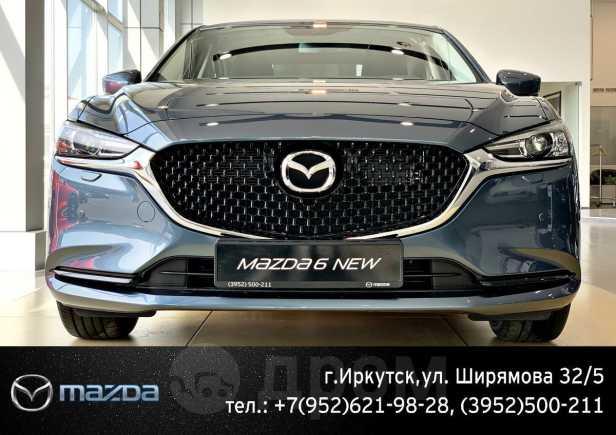 Mazda Mazda6, 2019 год, 1 717 000 руб.