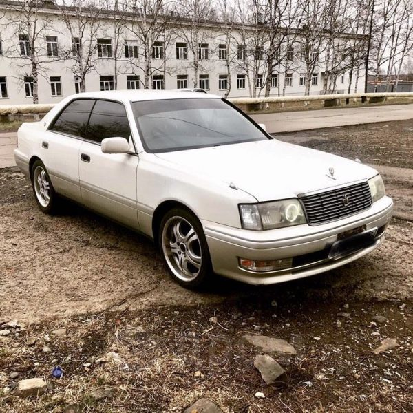 Toyota Crown, 1998 год, 260 000 руб.