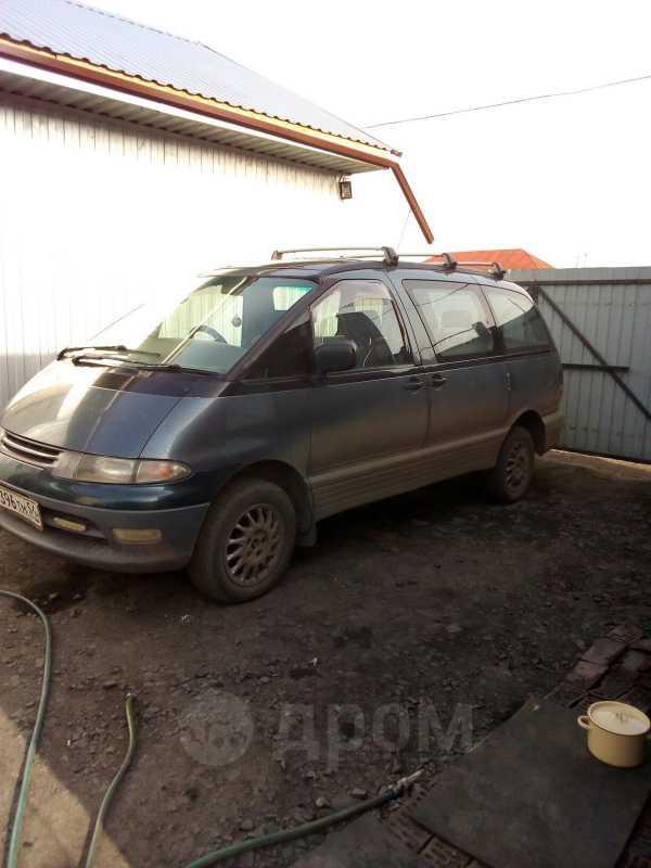 Toyota Estima Emina, 1992 год, 155 000 руб.