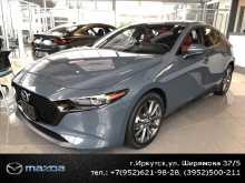 Иркутск Mazda3 2019