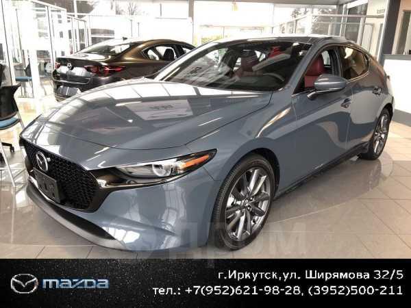 Mazda Mazda3, 2019 год, 1 603 000 руб.