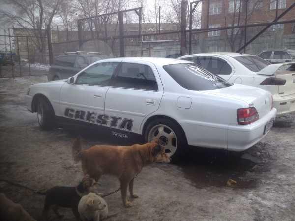 Toyota Cresta, 1996 год, 259 999 руб.