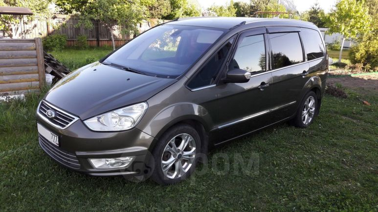 Ford Galaxy, 2010 год, 705 000 руб.