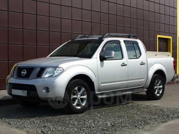 Nissan Navara, 2013 год, 1 095 000 руб.