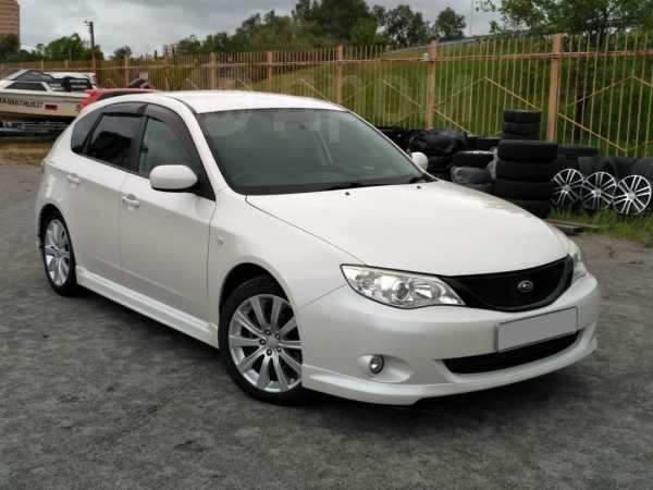 Subaru Impreza, 2009 год, 480 000 руб.