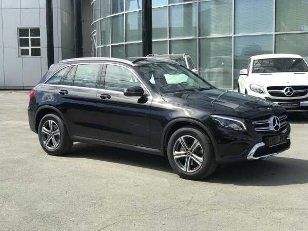Mercedes-Benz GLC, 2019 год, 2 970 000 руб.