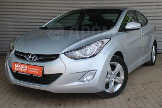Hyundai Elantra, 2013 год, 630 000 руб.