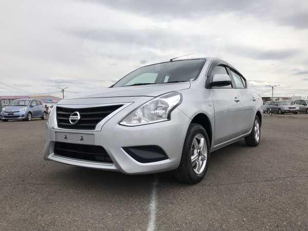 Nissan Latio, 2015 год, 597 000 руб.