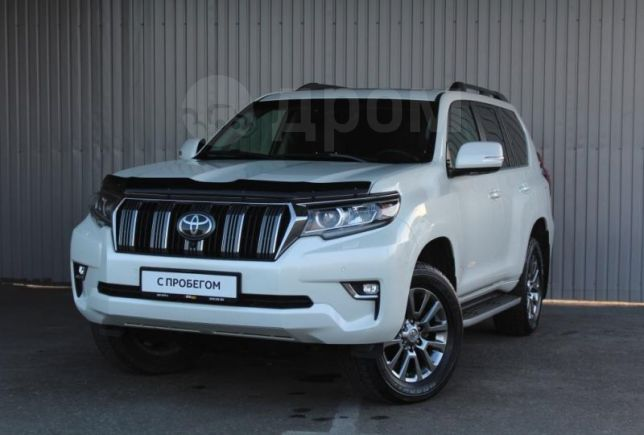 Toyota Land Cruiser Prado, 2018 год, 3 410 000 руб.